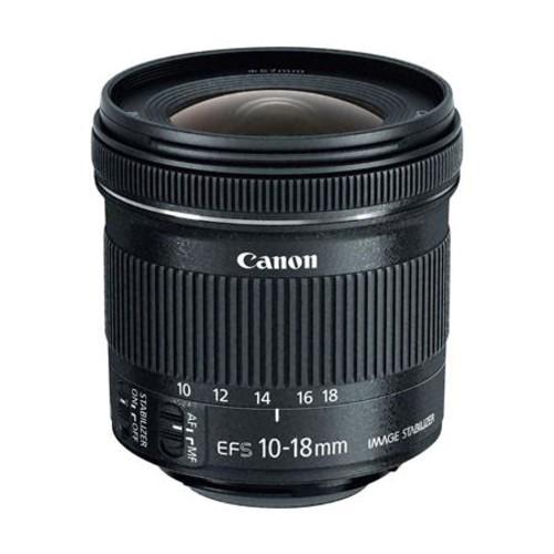 EF-S 10-18mm f/4.5-5.6 IS STM Lens