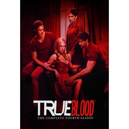 True Blood: The Complete Fourth Season [5 Discs] [DVD]