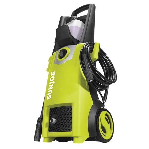 Sun Joe Pressure Joe 1740 PSI 1.59 GPM 12.5-Amp Electric Pressure Washer - SPX2000 - 1740 psi - 1.50 kW Motor - 1.6 gal/minShow More +