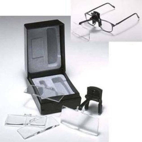 Daylight Clip-On Spectacle Magnifiers