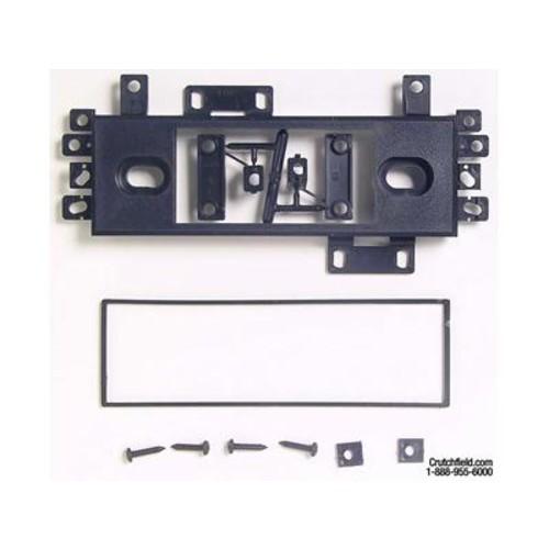 Scosche 010FJ1550B Dash Kit Fits select 1983-96 vehicles  single-DIN radios