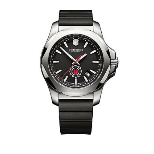 I.N.O.X. Black Paracord Strap Watch