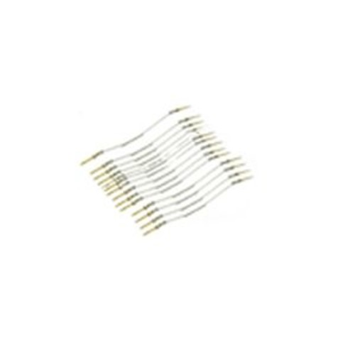 Pan Pacific 26AWG Jumper Leads - 50 Pack