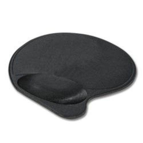 Kensington Mouse Pad/Wrist Pillow, Black