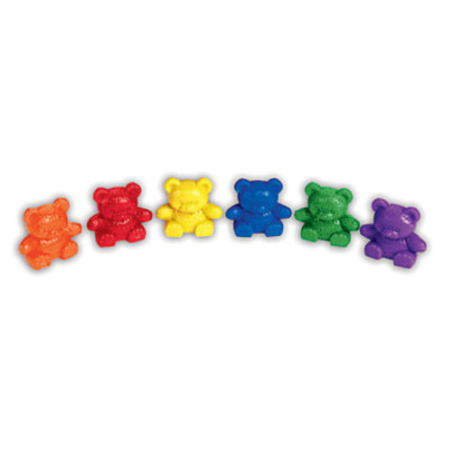Learning Resources Baby Bear Counters, Age 3-12, Pack Of 80