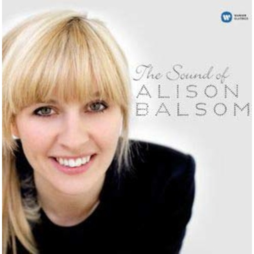 The Sound of Alison Balsom By Alison Balsom (Audio CD)