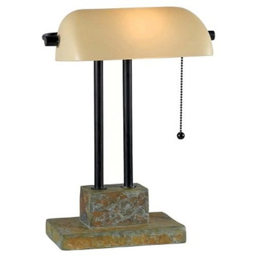 Kenroy Home Table Lamp - Slate