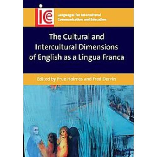 Cultural and Intercultural Dimensions of English As a Lingua Franca (Reprint) (Paperback)