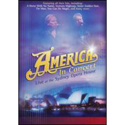 America: In Concert - Live at the Sydney Opera House DTS/DD5.1