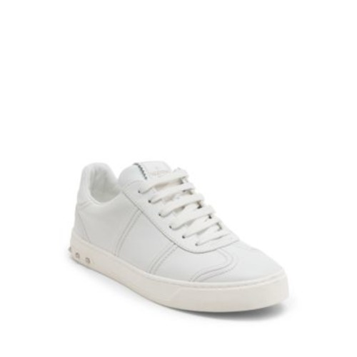 VALENTINO Fly Crew Leather Sneakers