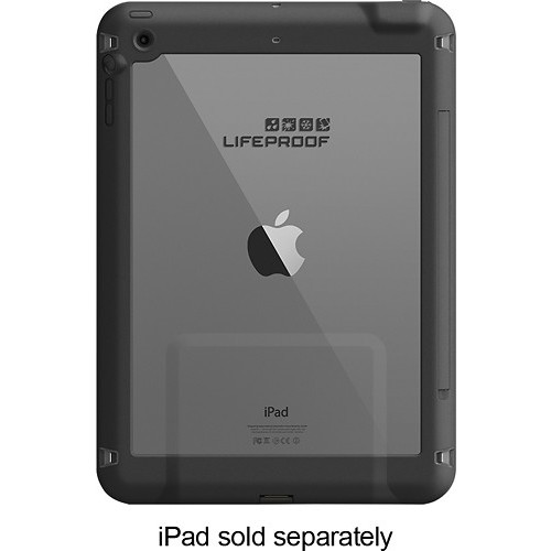 LifeProof - fr Case for Apple iPad Air - Black