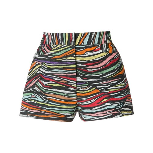 MISSONI Intarsia Knit Shorts