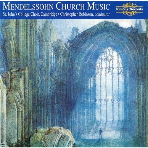 Church Music CD (1998)