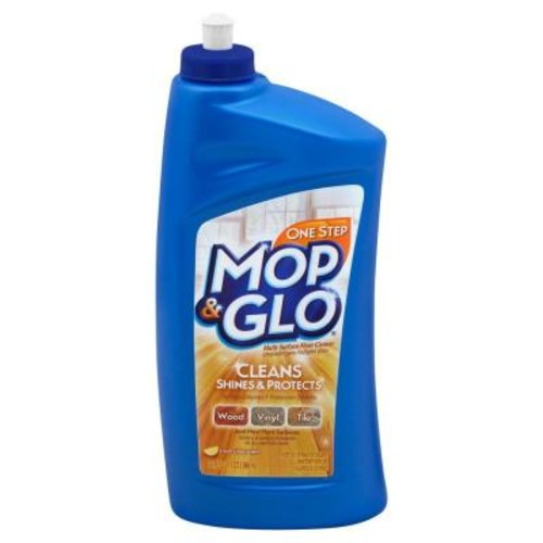 Mop & Glo Triple Action Floor Shine Cleaner, 32 oz