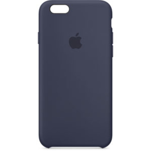 Apple Silicone Case for iPhone 6/6s - Midnight Blue