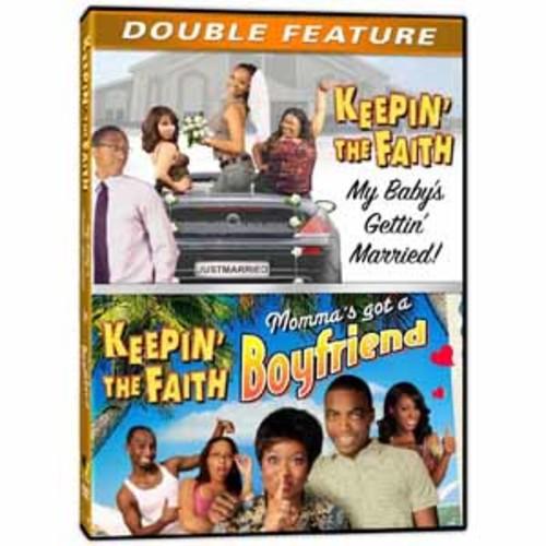 Keepin The Faith: My Babys Getting Married/ Mommas Got A Boyfriend [DVD]