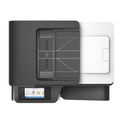 HP Inc. PageWide Pro 477dn - Multifunction printer - color - ink-jet - Legal (8.5 in x 14 in) (original) - A4/Legal (media) - up to 55 ppm (copying) - up to 55 ppm