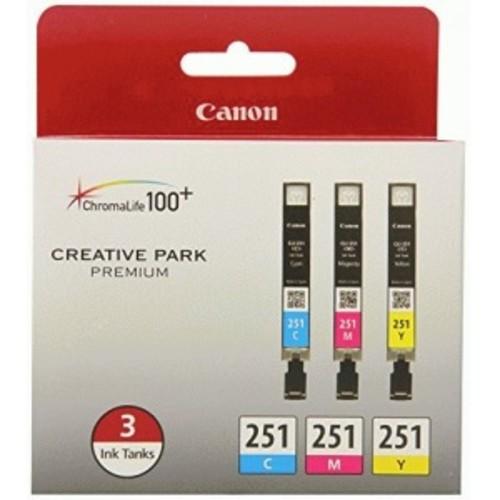 Canon CLI-251 Original Ink Cartridge Multi-pack