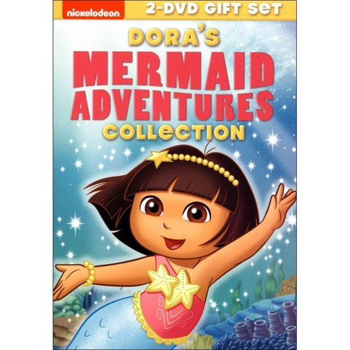 Dora the Explorer: Dora's Mermaid Adventures [DVD]