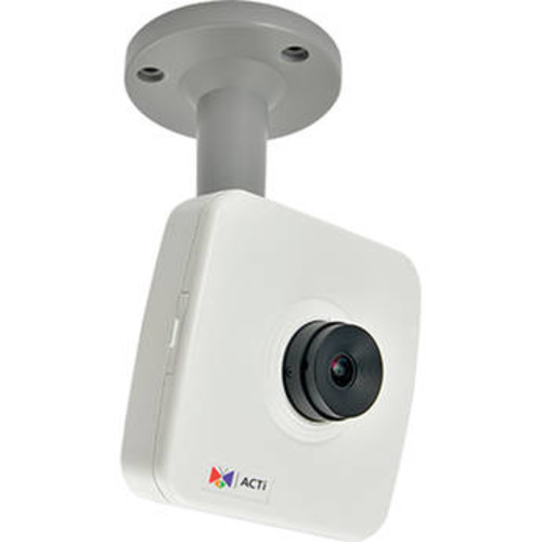10MP Cube Camera with Basic WDR and 3.6mm Interchangeable Lens