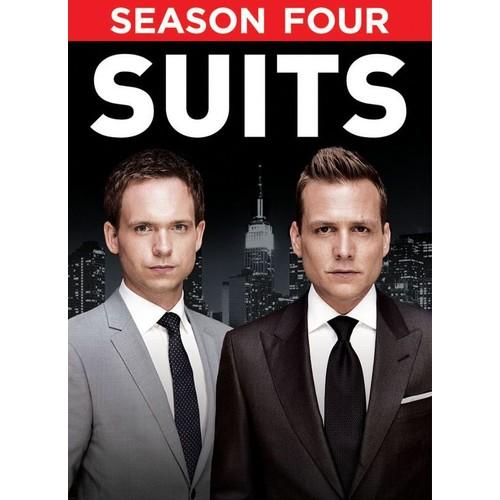 Suits: Season Four [4 Discs] [DVD]