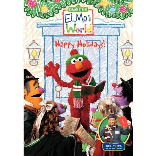 Sesame Street PBS Kids: Elmo's World: Happy Holidays! (Other)