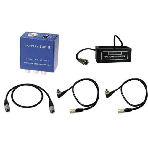 Cable Techniques BBUDUKIT-UCR Battery Bud II-USB DC Distribution Box Kit BBUDUKIT-UCR