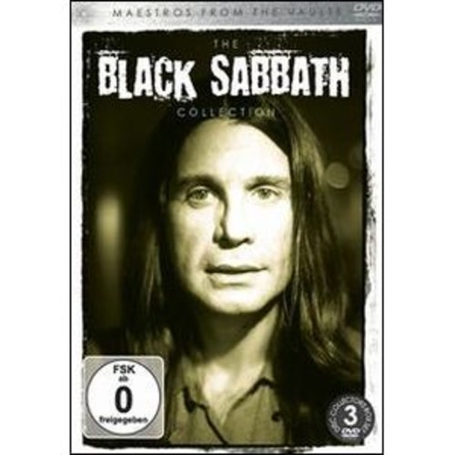 The Black Sabbath Collection: Maestros from the Vaults [3 Discs] DD2