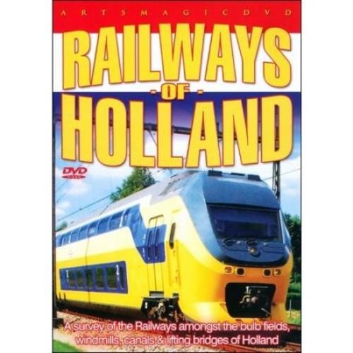 Railways of Holland [DVD]