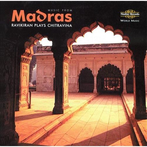 Music from Madras [CD]
