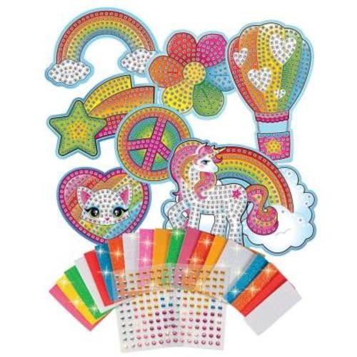 Sticky Mosaics (R) Rainbow Magic Kit