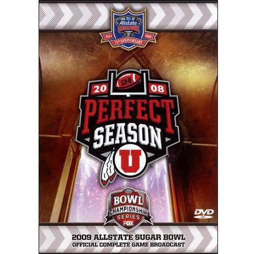 2009 Allstate Sugar Bowl Game - Alabama vs. Utah DVD