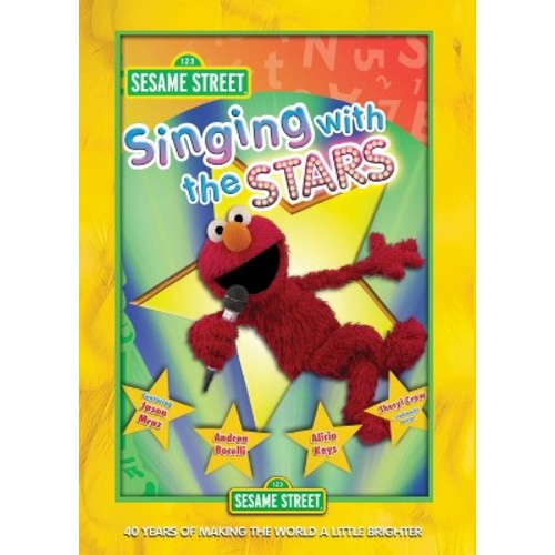Sesame Street: Singing With the Stars (dvd_video)