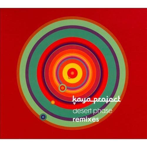 Desert Phase Remixes [CD]