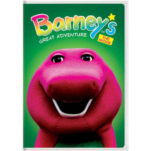 Barney: Barney's Great Adventure