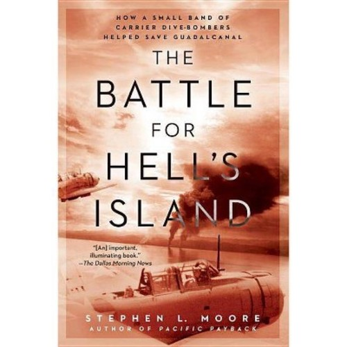 The Battle for Hell's Island: How a Small Band of Carrier Dive-Bombers Helped Save Guadalcanal (Paperback)