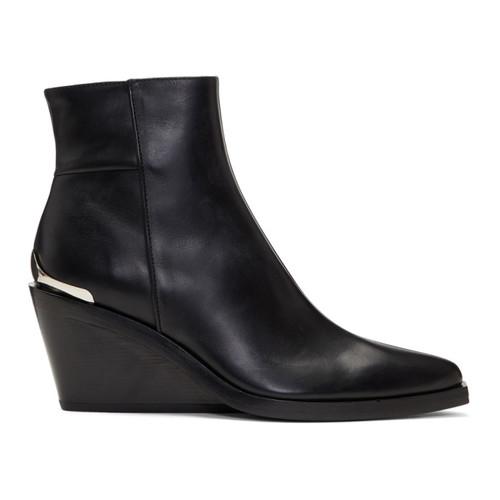 RAG & BONE Black Santiago Boots