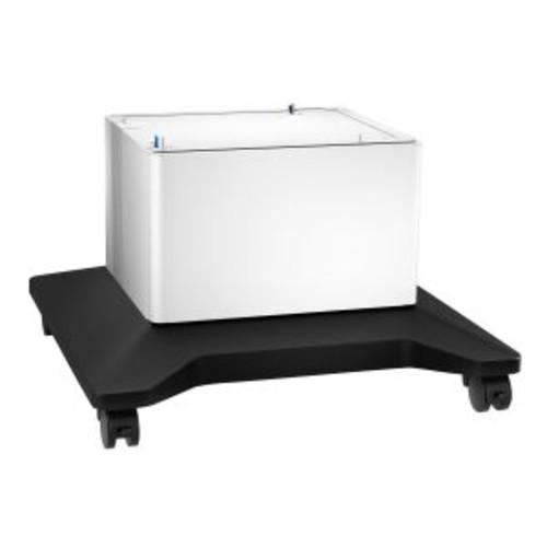 HP - Printer cabinet - for LaserJet Enterprise MFP M775; LaserJet Enterprise Flow MFP M527; LaserJet Managed MFP M527