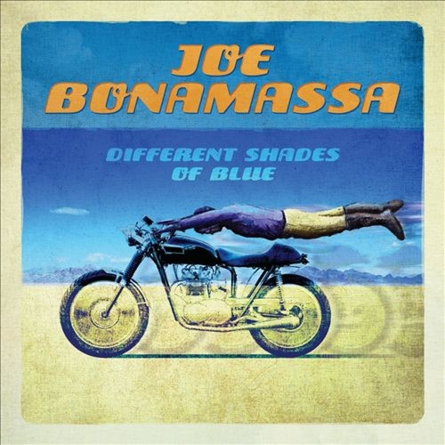 Different Shades of Blue [CD]