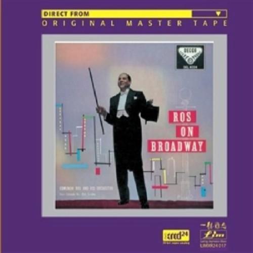 Ros on Broadway [CD]