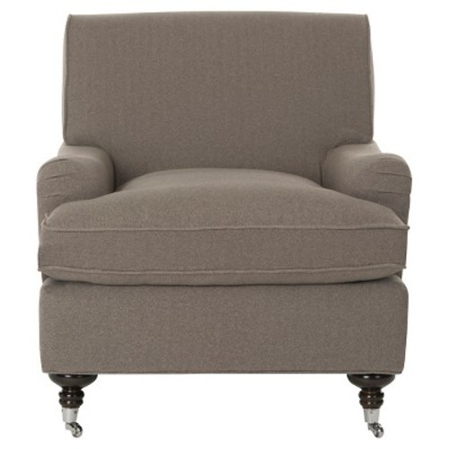 Safavieh Chloe Grey Club Chair