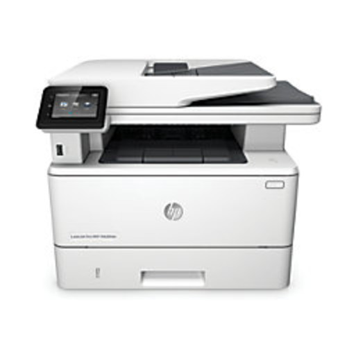 HP LaserJet Pro MFP M426fdw Wireless Monochrome Laser Printer With JetIntelligence