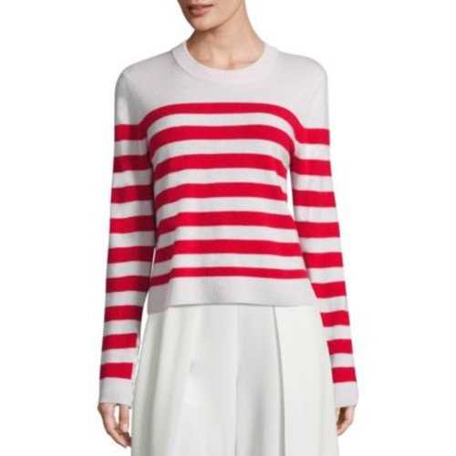 RAG & BONE Lillian Striped Cashmere Sweater