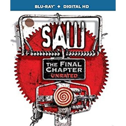 Saw: The Final Chapter (Blu-ray + DVD + Digital Copy)