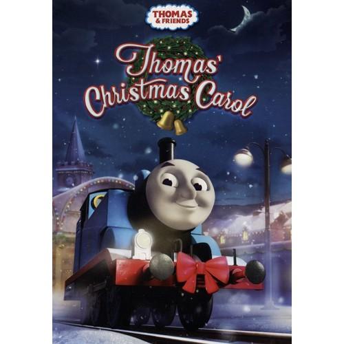 Thomas & Friends: Thomas' Christmas Carol [DVD]