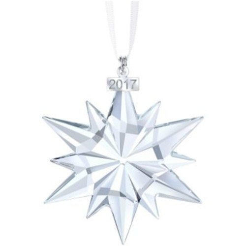Swarovski 2017 Annual Edition Christmas Star Ornament