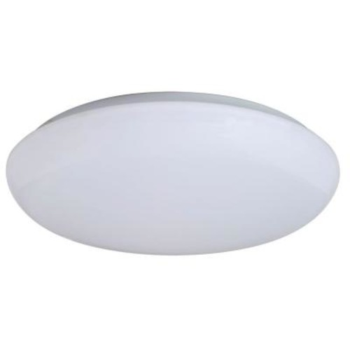 Amax Lighting 14 in. Cool White Indoor LED Mushroom Flush Mount