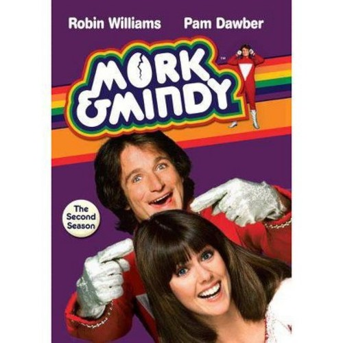 Mork & Mindy: The Complete Second Season (DVD)