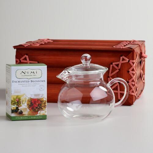 Numi Flowering Tea Gift Set