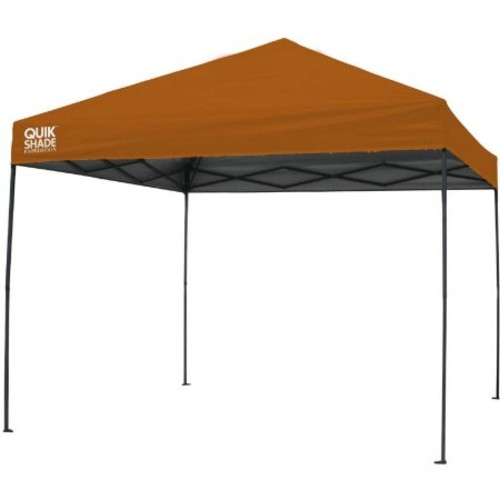 Quik Shade Expedition 10'x10' Straight Leg Instant Canopy (100 sq. ft. coverage)